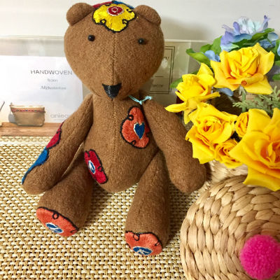 bamiyan peace bear